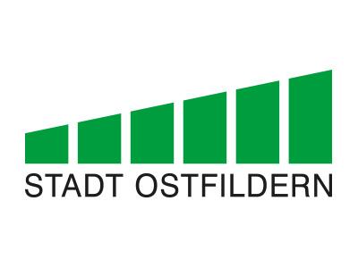 Logo Farbe Stadt Ostfildern 45 mm
